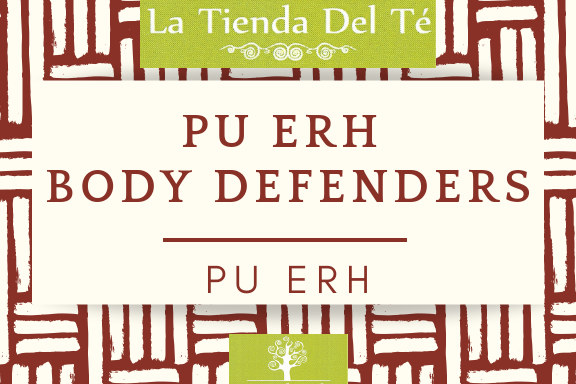 Pu erh Body Defenders
